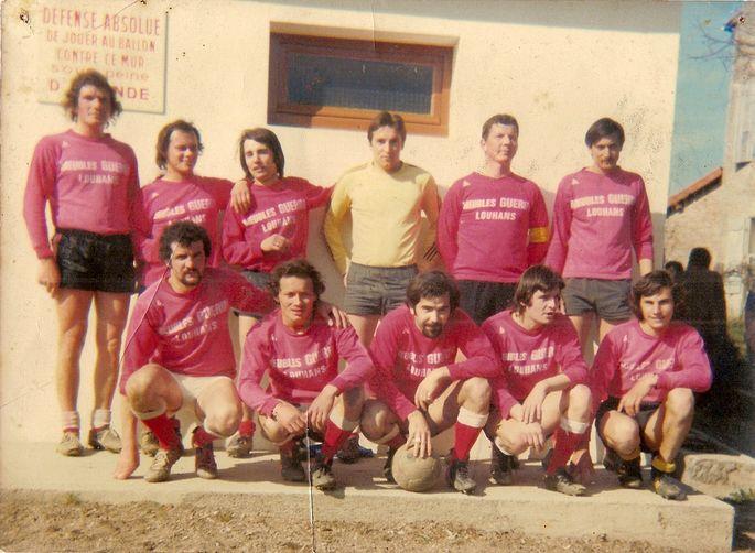 équipe de 77-78
