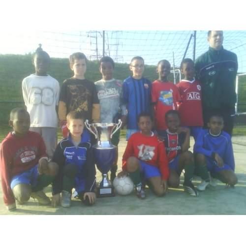 Benjamins (4 équipes)