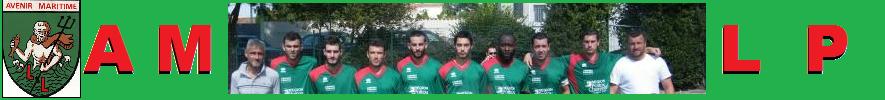 Site Internet officiel du club de football association des anciens de l'avenir maritime laleu la pallice