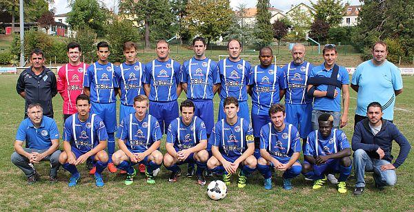 Equipe B 2016 2017