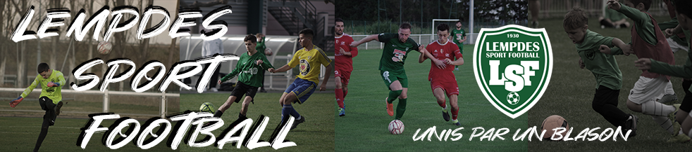 Lempdes Sport Football : site officiel du club de foot de LEMPDES - footeo
