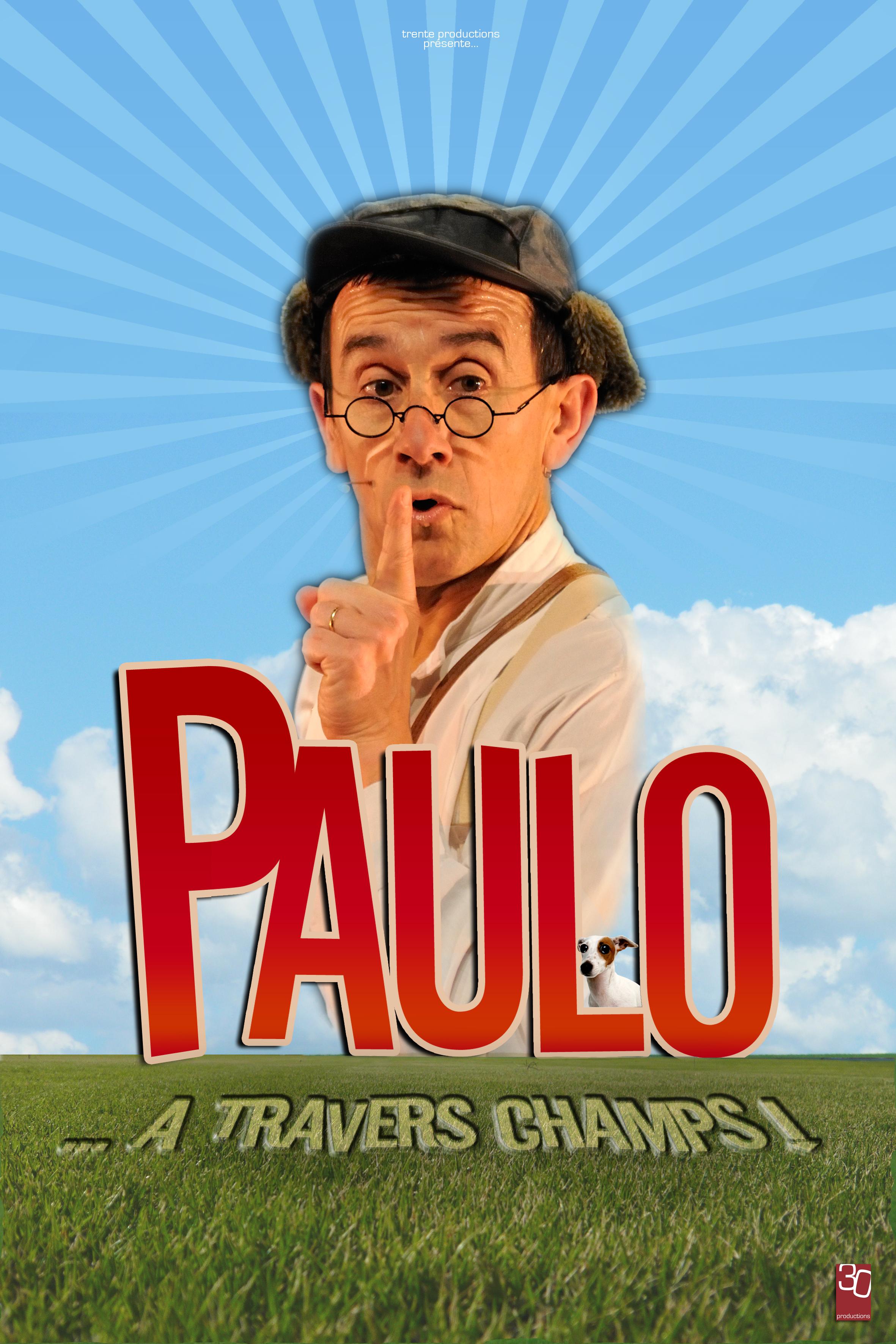 Affiche Paulo