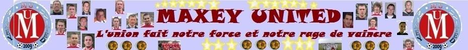 MAXEY UNITED : site officiel du club de foot de MAXEY SUR VAISE - footeo