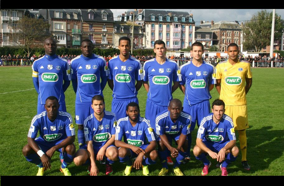Actualit r sum du match de coupe de france mers club football mers athl tic club footeo - Amiens ac lille coupe de france ...