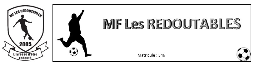 MF Les Redoutables : site officiel du club de foot de Hamoir - footeo