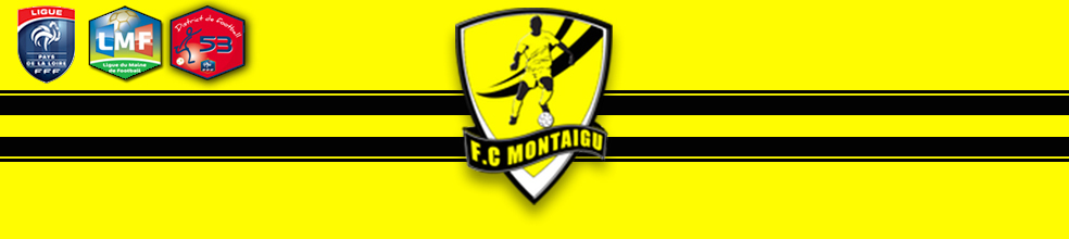 Football Club Montaigu : site officiel du club de foot de BAIS - footeo
