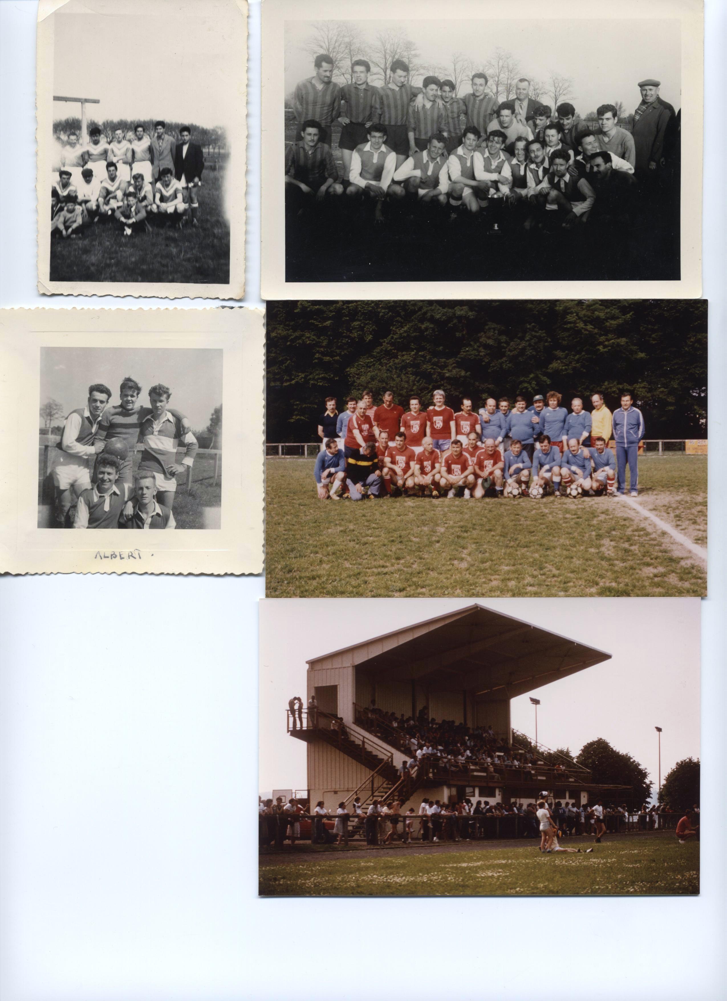 Les Anciens de USC Magny  Football
