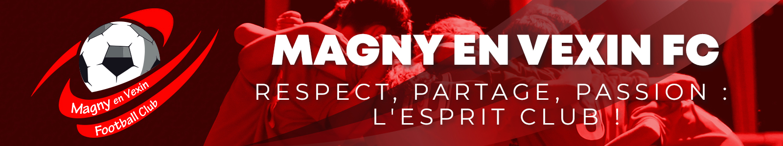 MAGNY EN VEXIN FOOTBALL CLUB : site officiel du club de foot de MAGNY EN VEXIN - footeo