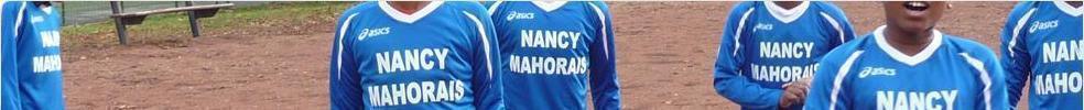 Association Sportive des Jeunes Mahorais de Nancy : site officiel du club de foot de Nancy - footeo
