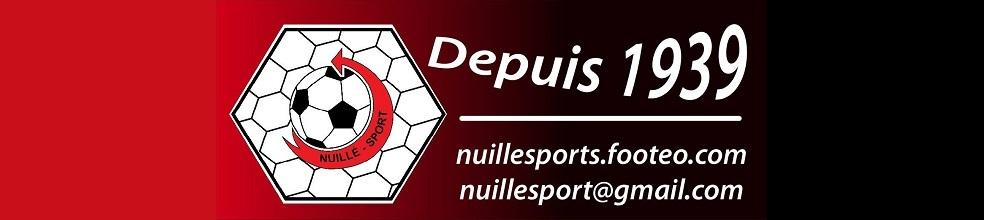Site Internet officiel du club de football Nuillé Sport