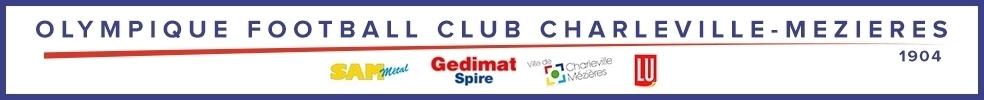 OLYMPIQUE FOOTBALL CLUB DE CHARLEVILLE - MEZIERES : site officiel du club de foot de CHARLEVILLE MEZIERES - footeo