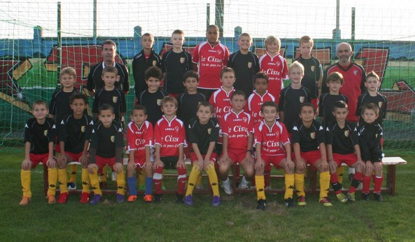 Photo officielle U10 U11