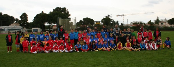 tournoi U10 U11 avril