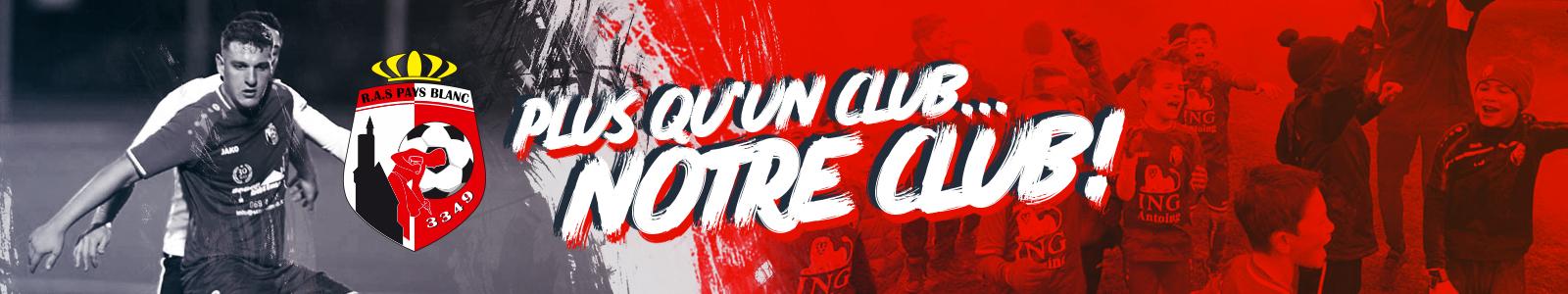 R.A.S. Pays Blanc Antoinien : site officiel du club de foot de ANTOING - footeo