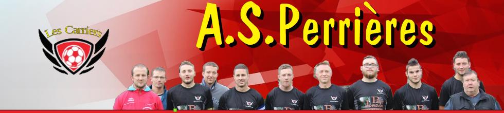AS Perrières : site officiel du club de foot de PERRIERES - footeo