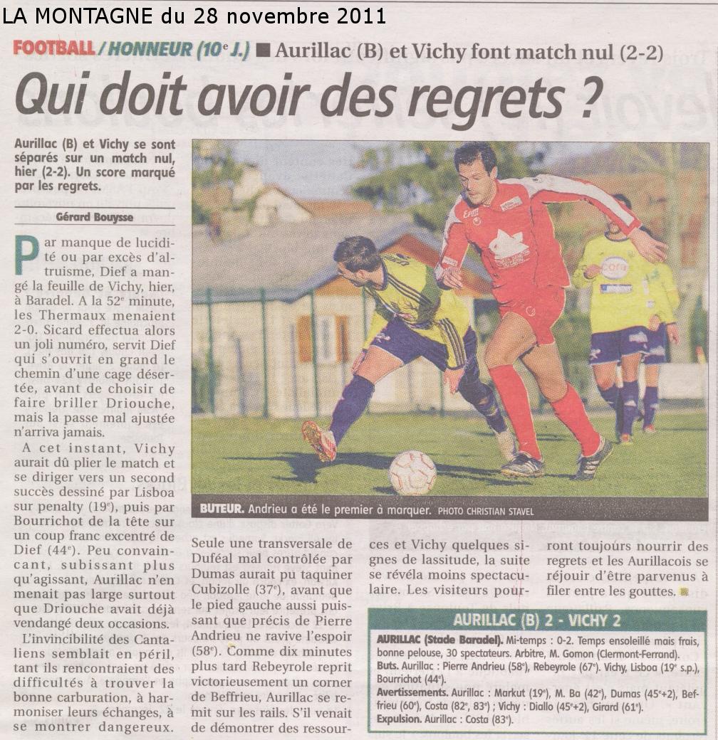 Championnat HONNEUR SENIORS