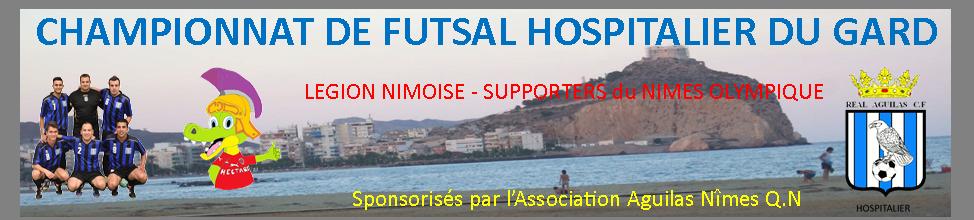 Championnat Futsal Hospitalier Nîmes : site officiel du tournoi de foot de  - footeo