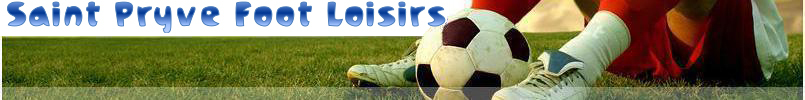 Saint Pryvé Foot Loisirs : site officiel du club de foot de ST PRYVE ST MESMIN - footeo