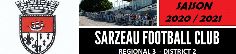 Sarzeau FC : site officiel du club de foot de Sarzeau - footeo