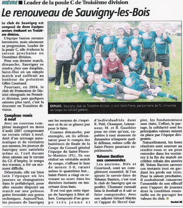 Photo &article JDC