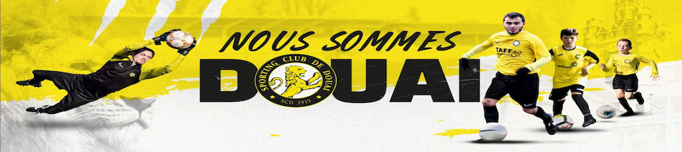 Site Internet officiel du club de football SPORTING CLUB DE DOUAI