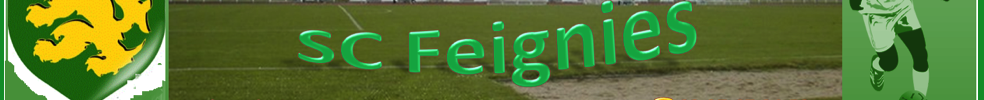 SPORTING CLUB DE FEIGNIES : site officiel du club de foot de FEIGNIES - footeo