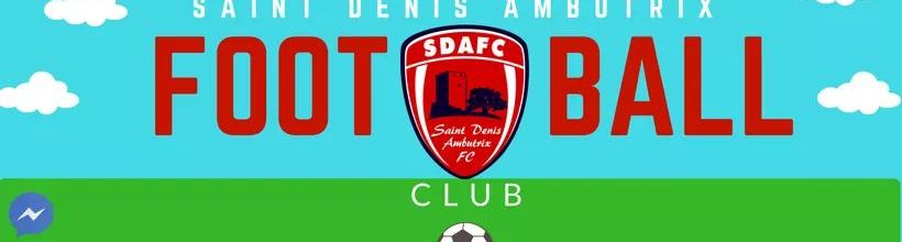 Site Internet officiel du club de football Saint Denis Ambutrix Football Club