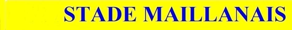Site Internet officiel du club de football Sde Maillanais