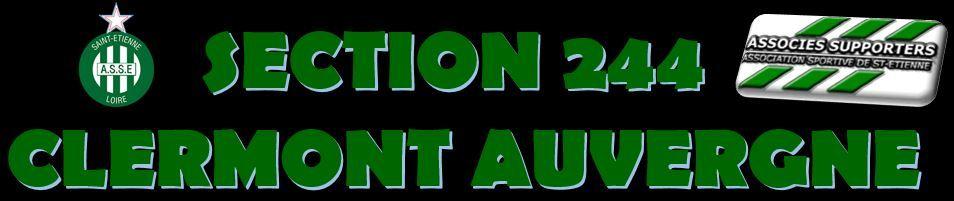 Section 244 Clermont Auvergne : site officiel du club de foot de CLERMONT FERRAND - footeo