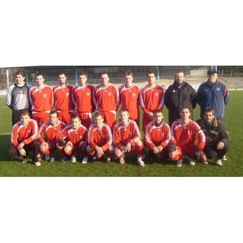 Senior equipe 1