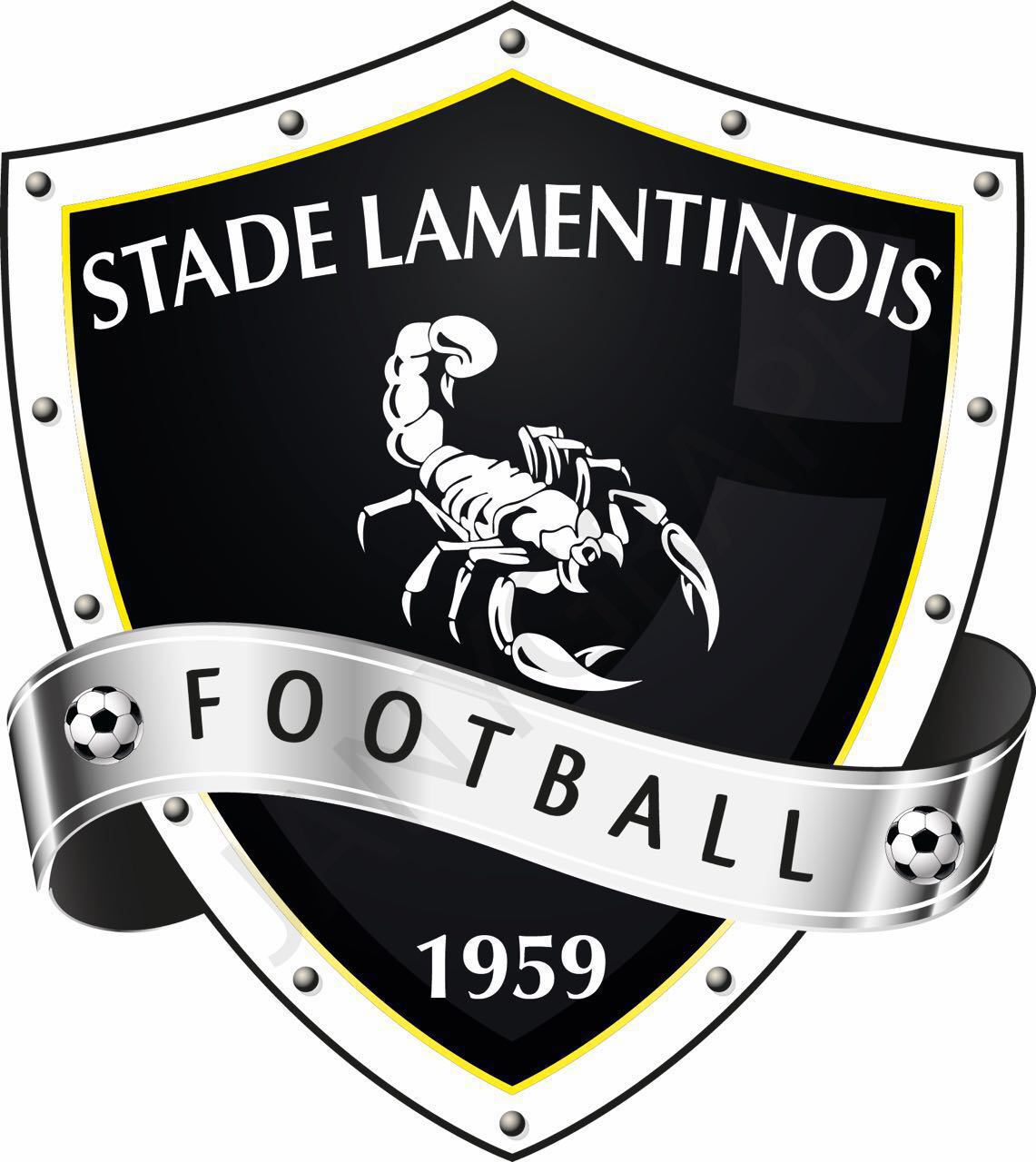 LOGO STADE LAMENTINOIS - FOOT