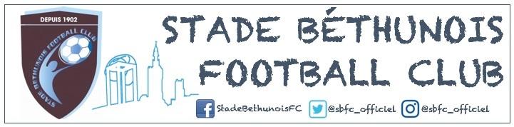 STADE BETHUNOIS FOOTBALL CLUB : site officiel du club de foot de BETHUNE - footeo