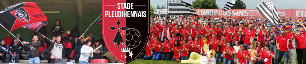 Stade Pleudihennais : site officiel du club de foot de PLEUDIHEN SUR RANCE - footeo