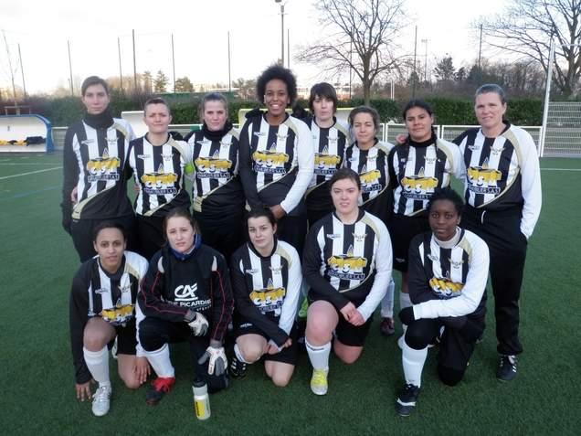 FOOTBALL FEMININ ACADEMY 77 2 (Séniors / U19F)