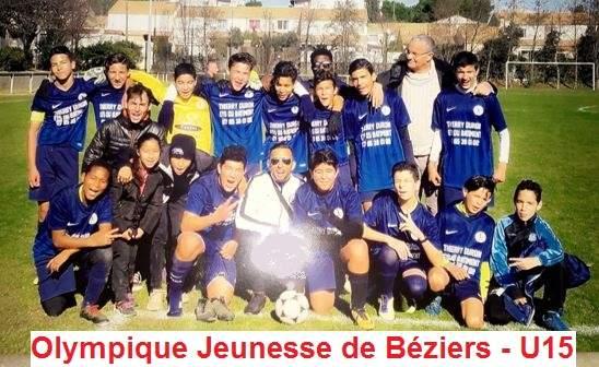 Olympique Jeunesse de Béziers U15