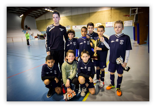 u11 - Victoire de l'UF Mâcon