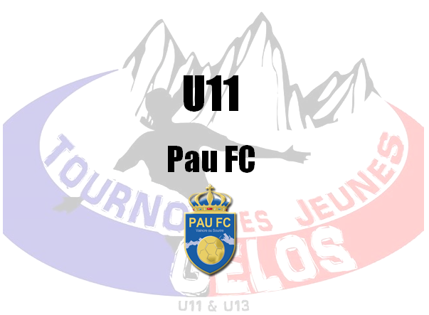 U11 : Pau FC
