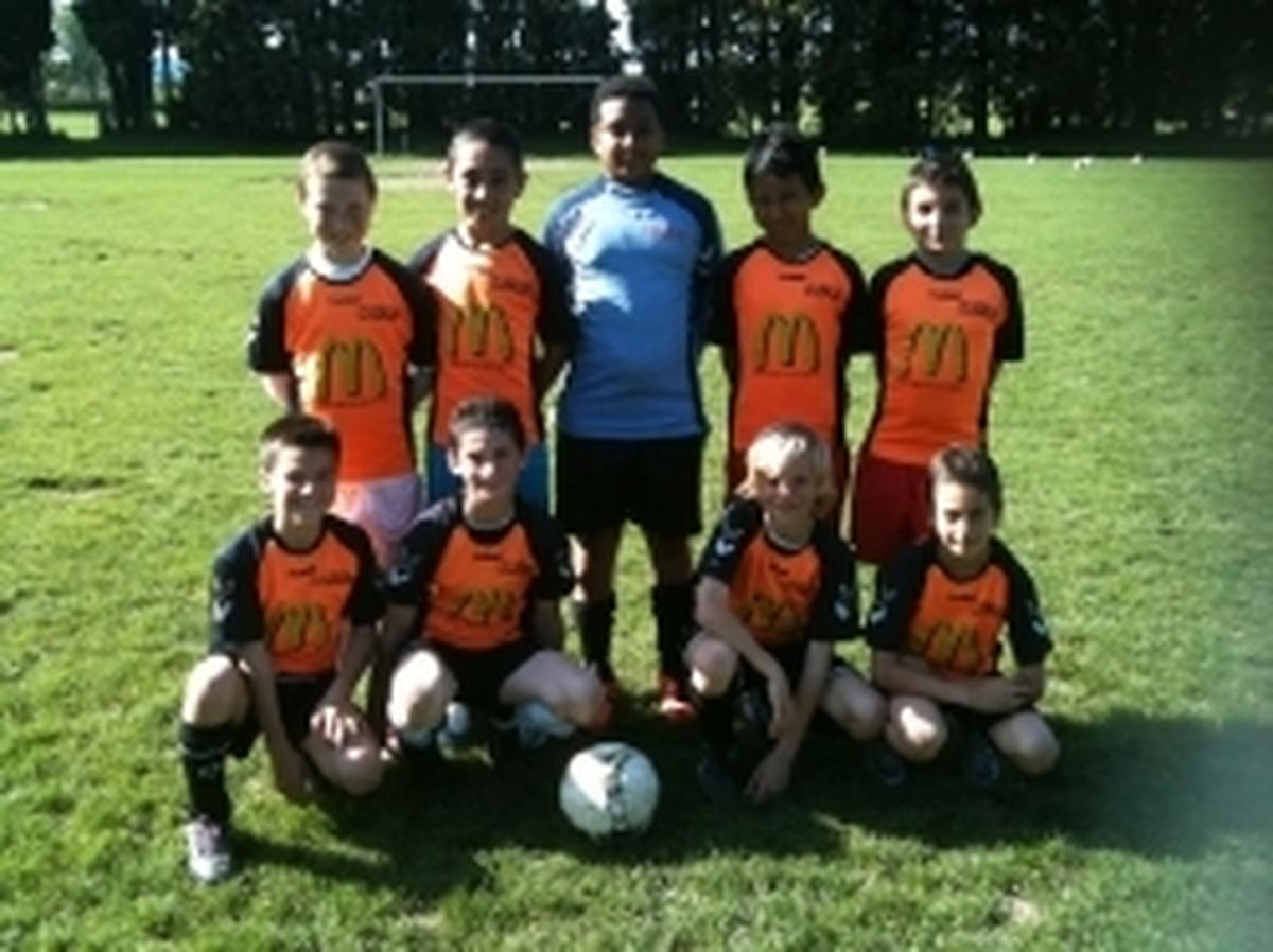 U11 CO Lassallien