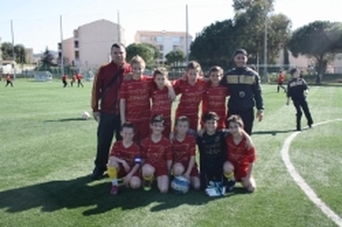 U11 Massillargues 1