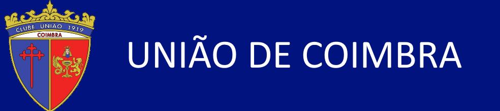 CLUBE UNIÃO 1919 : site oficial do clube de futebol de Coimbra - footeo