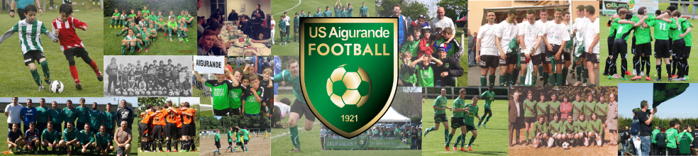 US AIGURANDE : site officiel du club de foot de AIGURANDE - footeo