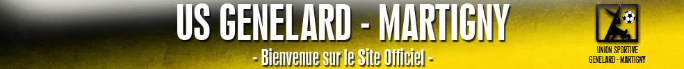 Union Sportive Génelard-Martigny : site officiel du club de foot de GENELARD - footeo