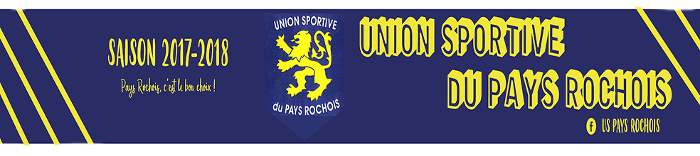 Union Sportive du Pays Rochois : site officiel du club de foot de La Roche-Derrien - footeo