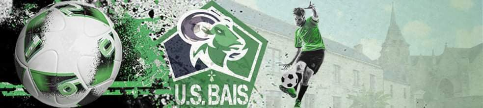 US BAIS : site officiel du club de foot de BAIS - footeo