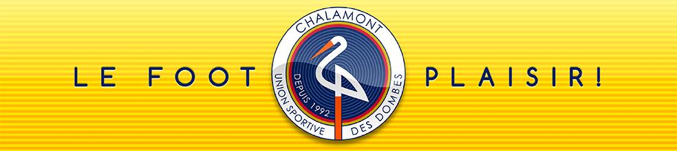 US Dombes : site officiel du club de foot de CHALAMONT - footeo