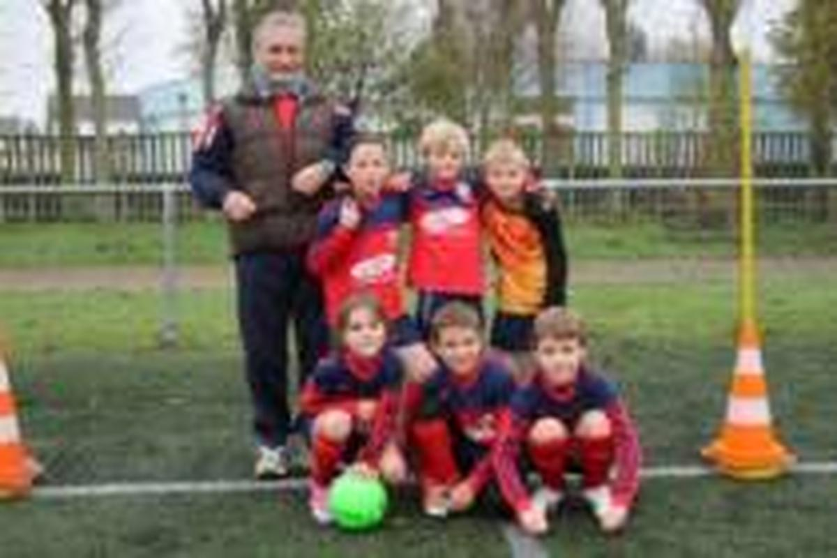 U8/U9 à Grand Fort - union sportive football Armbouts Cappel