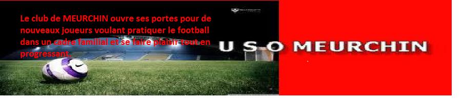 USO MEURCHIN mairie : site officiel du club de foot de Meurchin - footeo