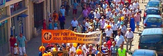 Union Sportive Pont de Vaux Arbigny : site officiel du club de foot de PONT DE VAUX - footeo