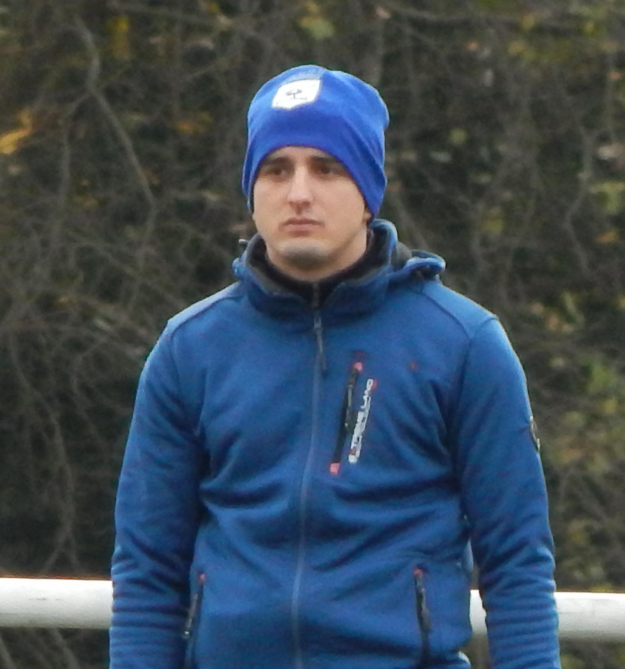 Jamel Khoulaïfa le coach des U15 saison 2016-2017