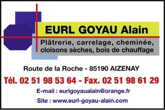 Eurl goyau alain platrerie carrelage club football union for Alain carrelage labege